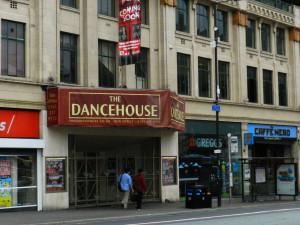 Dancehouse front