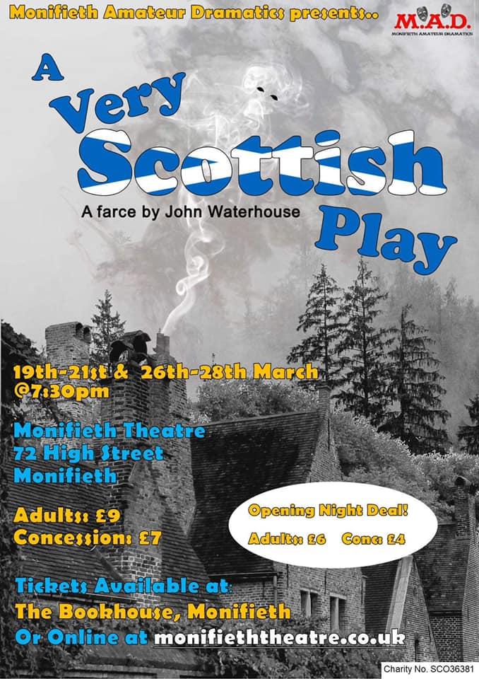 Scottish Play - MAD
